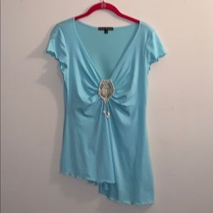 Simply Irresistible top with decorations